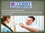 Chiropractor Care for Neck & back pain in Charlotte,NC
