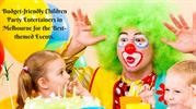 Budget Friendly Children Party Entertainers In Melbourne For The Best