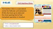 FUE Hairline Clinic- Fue Hair Transplant In Turkey