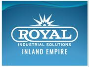 Our Product & Services | Royal Industrial Solution - Inland Empire