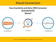 Eventbrite Zoho CRM Integration