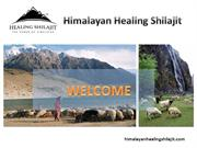 Find the most authentic Shilajit only from Himalayan Healing Shilajit!
