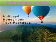 travel agents in India and plan Golden tour packages