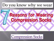 Why Do Wear Compression Socks