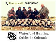 Colorado Waterfowl Hunting Guides & Outfitters