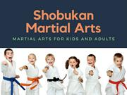 Shobukan martial arts - Perth martial arts classes
