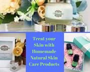 Treat your Skin with Homemade Natural Skin Care Products