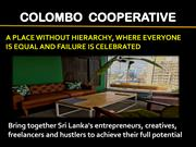 Best Start Up Office Space | Shared Office | Colombo Cooperative