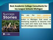 Academic Consultants For Ivy League Schools