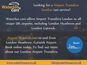London Airport Transfers