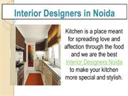 Interior Designers in Noida | Zed Interiors