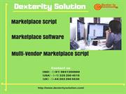 Marketplace Script - Marketplace Software - Multi-Vendor Marketplace S