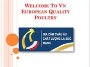 Vn European Quality Poultry