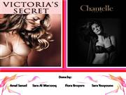 Victoria's Secret Vs. Chantelle Paris
