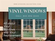 Vinyl Windows Replacement