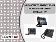 4 Reasons to Switch to an IP Phone System in Buffalo, NY