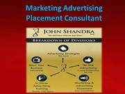 Marketing Advertising Placement Consultant