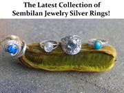 The Latest Collection of SembilanJewelry Silver Rings