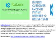 kucoin phone number +1-844-617-9531