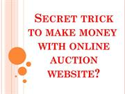 Secret trick to make money