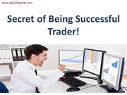 Forex Trading Tips: Secret of Fruitful Trading!