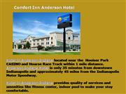 Hotel in Anderson Indiana