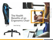 The Health Benefits of an Ergonomic Chair
