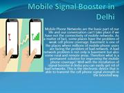 Mobile Signal Booster in Delhi