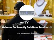 Security Solutions London Ltd Presentation