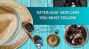 After Sun Skin Care- You Must Follow!