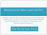 Estate Legal Plan Services in Riverside | Strategic Estate Planning