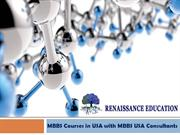 MBBS in USA with Renaissance Education