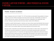 Personal Injury Lawyer Whitby ON