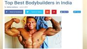 Top Best Body Builders in India