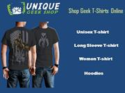 Shop Geek T-Shirts Online | Men & Woman Apparel | Unique Geek Shop