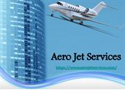 How Can You Utilize a Private Charter Plane