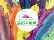 Glamourize Your Dance Performance with Stylish Feather Fans