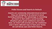 Pellet Stoves and Inserts in Antioch(1)