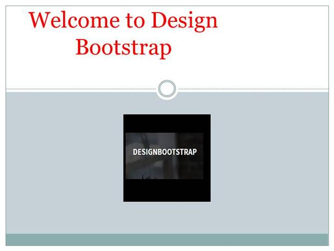 Best Landing Page Templates | DESIGNBOOTSTRAP |authorSTREAM