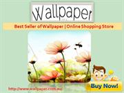 Wallpaper, Wall Decals Online at Best Price.