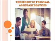 Home personal assistant services London