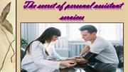 Personal assistant services London