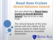 Royal Seas Cruises Grand Bahama Island | Royal Seas Cruises