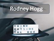 Corporate Trainer & a very popular Motivational Speaker - Rodney Hogg