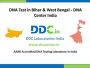 DNA Testing Services in Bihar & West Bengal