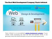 The Best Software and Web Development Company Ybutis Infotech