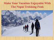Make Your Vacation Enjoyable With The Nepal Trekking Peak