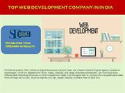 Get Web Development Services at affordable prices