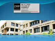 Dyp - College of Pharmacy in Pune