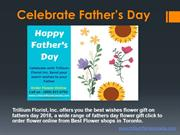 Fathers Day Flower - Best Florist in Toronto